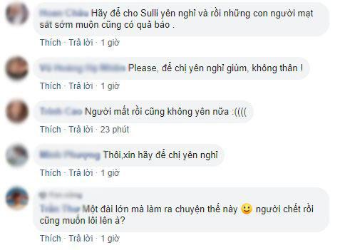 Rợn người với loạt phát ngôn máu lạnh từ anti fan trong show truyền hình điều tra về cái chết của Sulli - ảnh 7