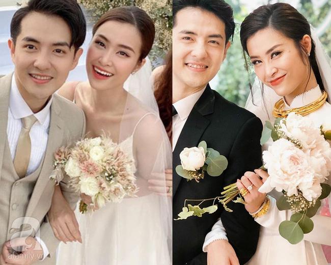Đến đám cưới Bảo Thy là có thể khẳng định: Hầu hết các cô dâu showbiz Việt đều đu theo xu hướng trang điểm tông cam - ảnh 2