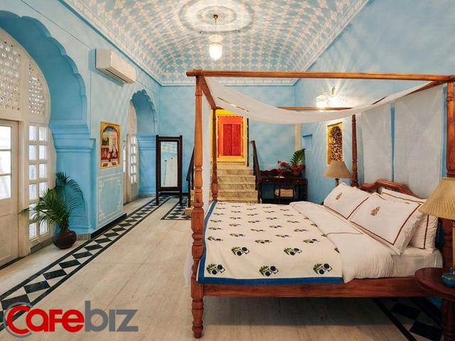 Ông chủ nhà trọ hoàng gia đầu tiên trên Airbnb: 'Rich kid' quý tộc Ấn Độ, 21 tuổi sở hữu 2,8 tỷ USD, cho thuê phòng trong cung điện giá 8.000 USD/đêm - ảnh 2