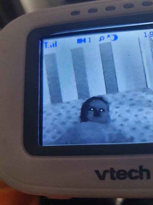 Lắp camera phòng ngủ của con nhỏ, bố mẹ hoảng hồn khi nhìn thấy hình ảnh máy quay thu được - ảnh 2