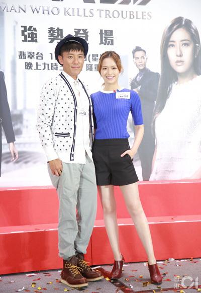 TVB bị chỉ trích gay gắt vì nhá hàng cảnh nóng tục tĩu, diễn viên muối mặt giải thích với nửa kia - ảnh 3
