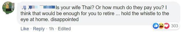 Fan Việt Nam lật mặt 180 độ như người yêu cũ, quay ra chê bai trọng tài Ahmed Alkaf - Ảnh 10.