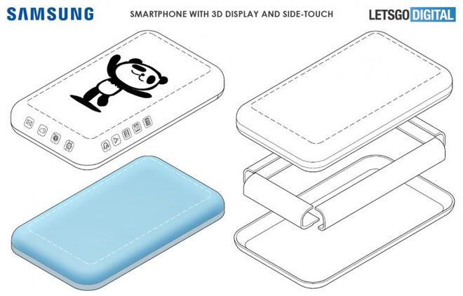 Samsung đang nghiên cứu phiên bản smartphone siêu dị, không giống bất kỳ chiếc Galaxy nào trước đây - ảnh 2