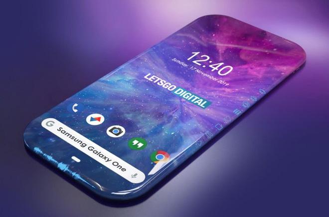 Samsung đang nghiên cứu phiên bản smartphone siêu dị, không giống bất kỳ chiếc Galaxy nào trước đây - ảnh 3