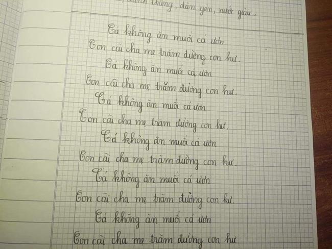 Cậu bé 9 tuổi viết thư cho Tôn Ngộ Không, đặt ẩn số bài toán là ă, khi mẹ hỏi lại lý sự khiến ai nấy phì cười - ảnh 9