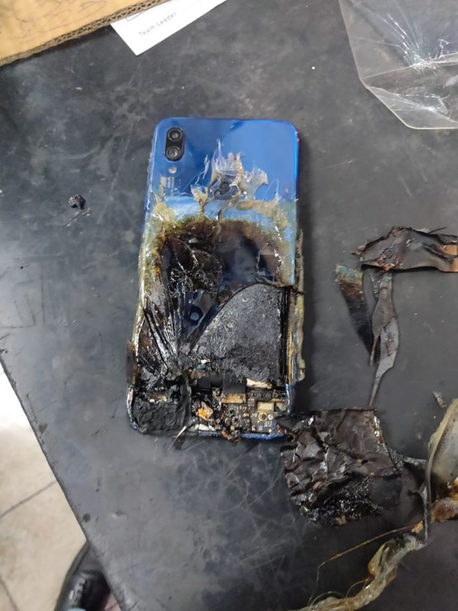 Xiaomi chính thức phản hồi về vụ việc Redmi Note 7S bốc cháy - ảnh 1