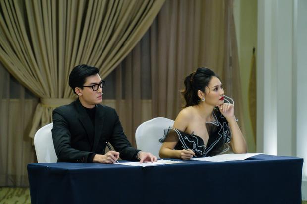 Hoa hậu Hoàn vũ Việt Nam 2019 và những cuộc tái ngộ định mệnh - ảnh 7