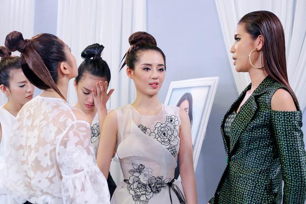 Hoa hậu Hoàn vũ Việt Nam 2019 và những cuộc tái ngộ định mệnh - ảnh 12