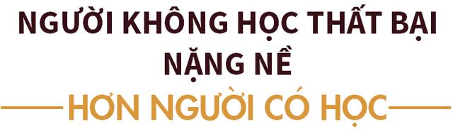 Giám đốc tuyển dụng Siêu Việt: Không nên cổ súy chuyện bỏ học và trở thành tỷ phú. Người học giỏi, có bằng cấp dễ thành công và được coi trọng hơn trong xã hội - ảnh 1