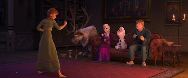 Soi 8 chi tiết ẩn có trong Frozen 2: Quá nhiều liên hệ với phần 1 nhưng chỉ người tinh mắt - thính tai mới biết - Ảnh 4.
