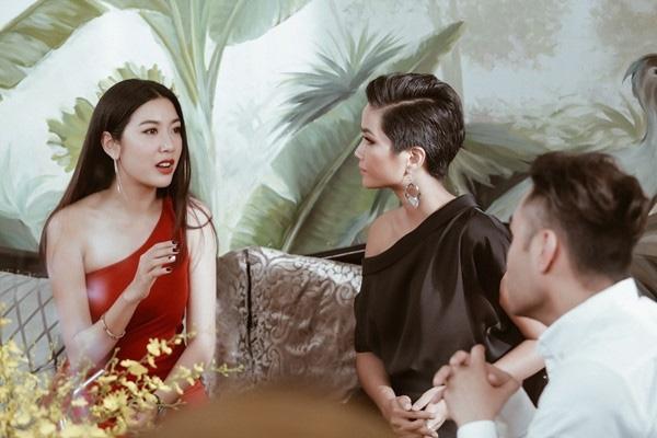 Hoa hậu Hoàn vũ Việt Nam 2019 và những cuộc tái ngộ định mệnh - ảnh 1