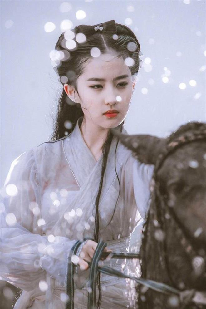 Tai nạn phim trường điếng người của sao Hoa Ngữ: Lưu Thi Thi suýt bị treo cổ, Mulan Lưu Diệc Phi vẫy vùng giữa biển lửa - Ảnh 7.