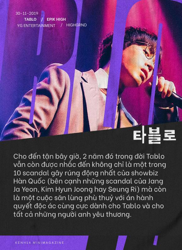 Tablo và cuộc săn phù thuỷ tàn khốc bậc nhất của lịch sử showbiz Hàn Quốc - Ảnh 2.