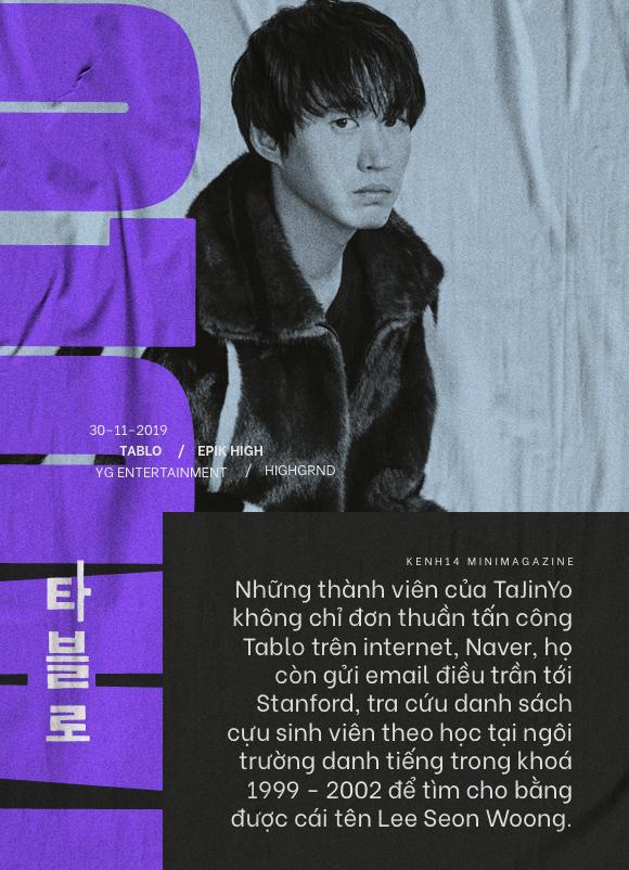 Tablo và cuộc săn phù thuỷ tàn khốc bậc nhất của lịch sử showbiz Hàn Quốc - Ảnh 4.