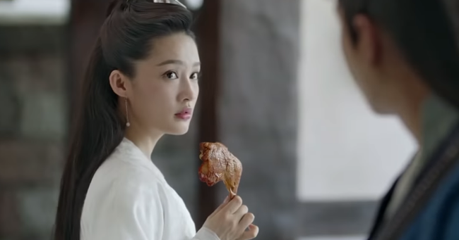 Tín vật định tình kì cục của Khánh Dư Niên: Nàng trao một cái đùi gà, chàng đem về cất vào hộp ngọc? - Ảnh 13.