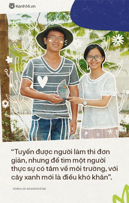 """Dưới vòm cây trong lành những giấc mơ của Xanh Hà Nội: Trồng một rặng cây không khó, """"vun đắp"""" ý thức cộng đồng mới gian nan - Ảnh 8."""
