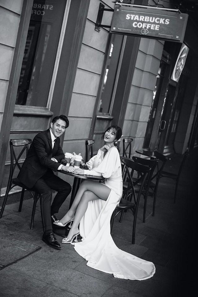 Showbiz rần rần đón tin hỷ, ngắm lại loạt ảnh cưới cực đỉnh của dàn sao Việt mà chỉ muốn lên xe hoa ngay và luôn - Ảnh 2.