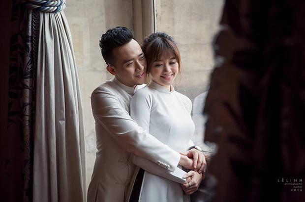 Showbiz rần rần đón tin hỷ, ngắm lại loạt ảnh cưới cực đỉnh của dàn sao Việt mà chỉ muốn lên xe hoa ngay và luôn - Ảnh 13.