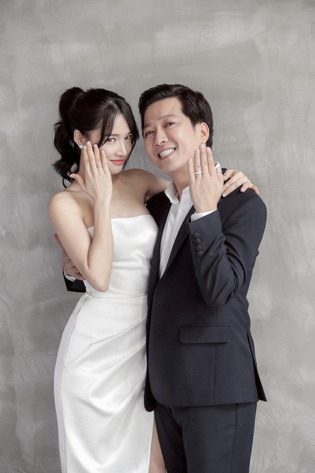 Showbiz rần rần đón tin hỷ, ngắm lại loạt ảnh cưới cực đỉnh của dàn sao Việt mà chỉ muốn lên xe hoa ngay và luôn - Ảnh 18.
