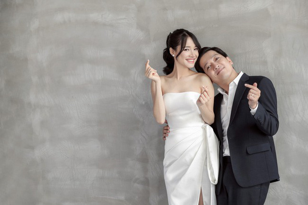 Showbiz rần rần đón tin hỷ, ngắm lại loạt ảnh cưới cực đỉnh của dàn sao Việt mà chỉ muốn lên xe hoa ngay và luôn - Ảnh 19.
