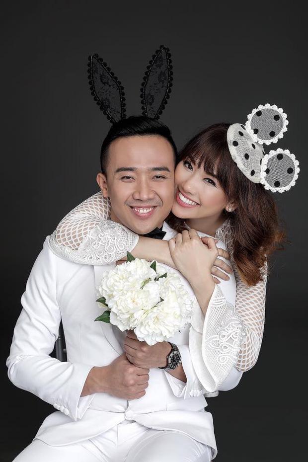 Showbiz rần rần đón tin hỷ, ngắm lại loạt ảnh cưới cực đỉnh của dàn sao Việt mà chỉ muốn lên xe hoa ngay và luôn - Ảnh 7.