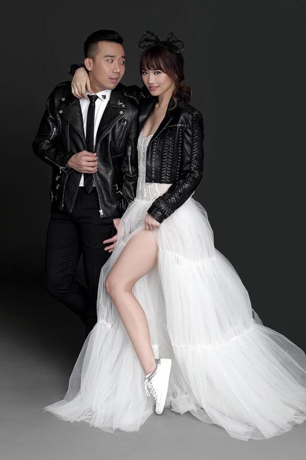 Showbiz rần rần đón tin hỷ, ngắm lại loạt ảnh cưới cực đỉnh của dàn sao Việt mà chỉ muốn lên xe hoa ngay và luôn - Ảnh 11.
