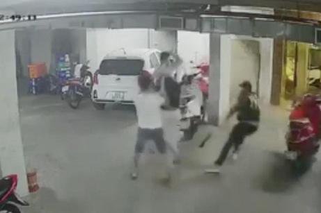 Đại ca giang hồ Quân xa lộ bị nhóm người truy sát, chém tử vong ở Sài Gòn - Ảnh 2.