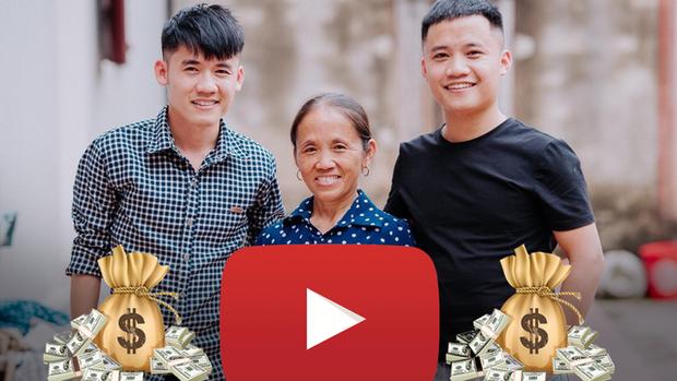 """Cuộc chiến đọ view giữa các kênh du lịch - ẩm thực hot nhất hiện nay: Khoa Pug, Bà Tân cũng phải """"chào thua"""" trước YouTuber này! - Ảnh 1."""