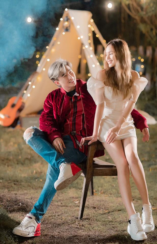 Chị dâu 10x của Diệp Lâm Anh: Nhan sắc xinh như hot girl, là gương mặt quen thuộc trong các MV ca nhạc, phim sitcom - Ảnh 6.