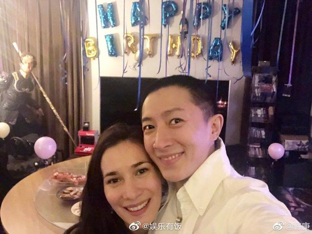 Lộ thiệp cưới của Hangeng và mỹ nhân Chiến Lang 2, mỹ nam ngày ấy bao người theo đuổi chuẩn bị rước nàng về dinh - ảnh 7