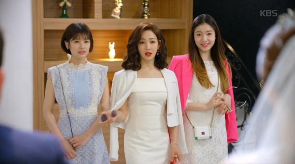 Cười rụng nụ với những đám cưới có 1-0-2 trên phim Hàn: Chị dâu xấu tính bị hội em chồng dằn mặt cướp sạch spotlight! - Ảnh 7.
