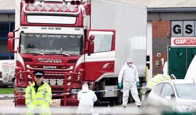 Đau lòng người phụ nữ giấu gia đình sang Anh và thiệt mạng trong container đông lạnh - ảnh 1