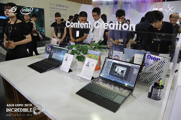 Từ game thủ cho đến những nhà sáng tạo, ai nấy đều hài lòng trọn vẹn với ASUS Expo 2019 - ảnh 11