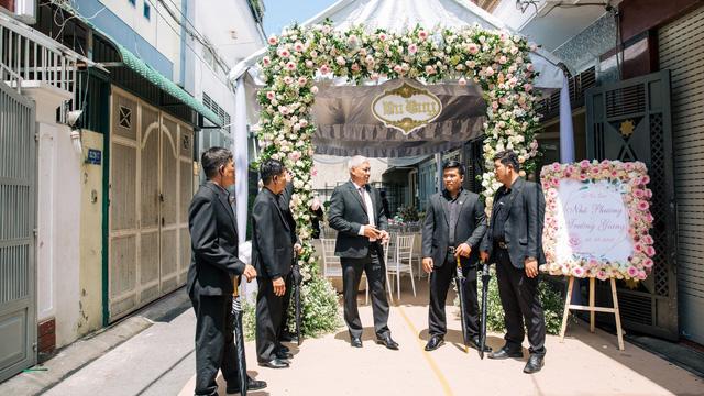 Trước giờ G, nhìn lại hôn lễ của dàn sao Việt đình đám xem Đông Nhi - Ông Cao Thắng có gì đặc biệt? - ảnh 16