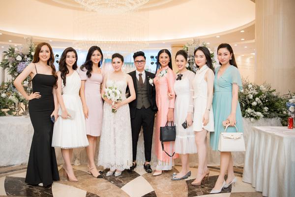 Trước giờ G, nhìn lại hôn lễ của dàn sao Việt đình đám xem Đông Nhi - Ông Cao Thắng có gì đặc biệt? - ảnh 7