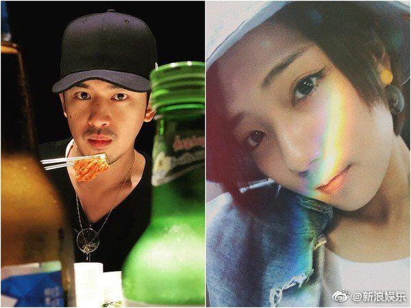 Công khai chưa được bao lâu, bạn gái Chồng hờ Song Ji Hyo lộ loạt ảnh nóng, bị gán danh Trần Quán Hy phiên bản nữ - ảnh 1