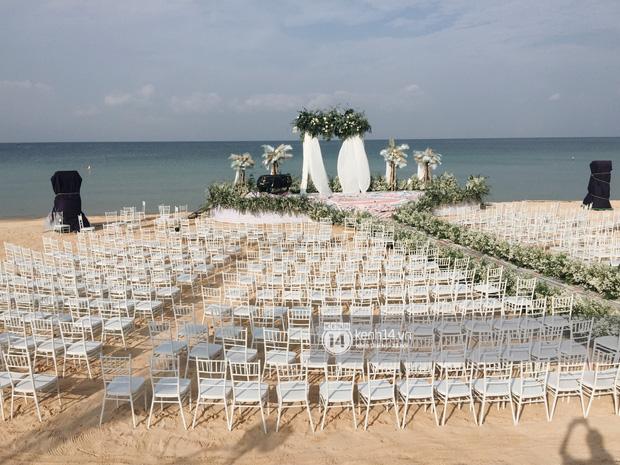 Trước giờ G, nhìn lại hôn lễ của dàn sao Việt đình đám xem Đông Nhi - Ông Cao Thắng có gì đặc biệt? - ảnh 4