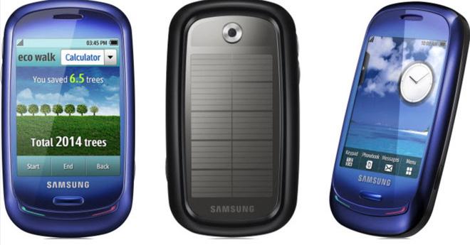 Nhìn lại Samsung Blue Earth: Chiếc điện thoại sinh ra trong thầm lặng vì môi trường xanh - sạch - đẹp - ảnh 1