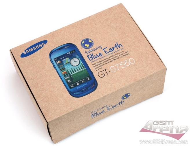 Nhìn lại Samsung Blue Earth: Chiếc điện thoại sinh ra trong thầm lặng vì môi trường xanh - sạch - đẹp - ảnh 2