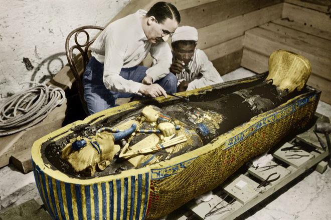 Bí ẩn cái chết của Pharaoh huyền thoại Tutankhamun cuối cùng đã có lời giải sau 3000 năm - ảnh 1