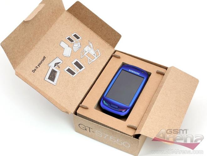 Nhìn lại Samsung Blue Earth: Chiếc điện thoại sinh ra trong thầm lặng vì môi trường xanh - sạch - đẹp - ảnh 3