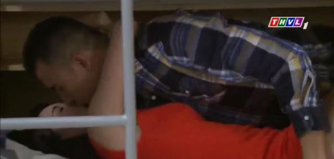 Không Lối Thoát tập 6: Lương Thế Thành thản nhiên ngủ với đồng nghiệp khi bồ đang phát điên vì lỡ dính bầu? - ảnh 4