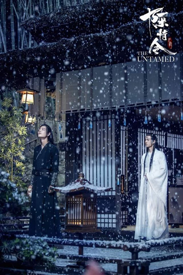 Loạt cảnh tuyết rơi đẹp nao lòng trên phim Trung, còn ai nhớ Bộ Bộ Kinh Tâm kinh điển một thời? - ảnh 9