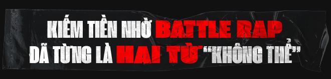"""Beck'Stage Battle Rap: Giải đấu khủng nhất của rap Việt Nam và lời khẳng định """"We are Striver"""" - Ảnh 2."""