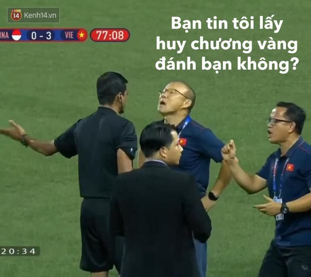 Bức ảnh viral nhất hôm nay: Giận tím người mà vẫn cute thì chỉ có thể là thầy Park! - ảnh 2