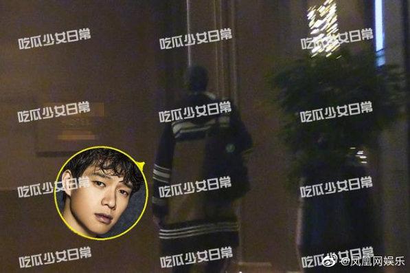 NÓNG: Paparazzi tóm sống Dương Mịch và tình trẻ vào khách sạn, 6 giờ sáng hôm sau mới lén lút đi ra - Ảnh 1.