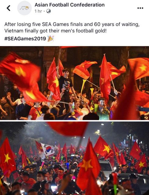 Mạng xã hội thể thao hàng đầu thế giới choáng ngợp với hình ảnh đi bão của người dân Việt Nam - ảnh 3