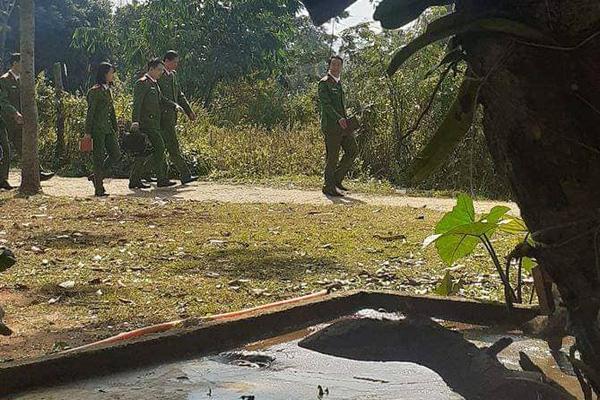 Thượng úy ở Quảng Trị dùng tuýp sắt đánh vợ tử vong - ảnh 1