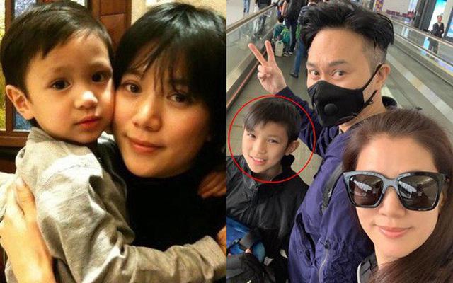 Mới bước sang tuổi 13, quý tử nhà Hoa hậu Hong Kong Viên Vịnh Nghi và ông xã Trương Trí Lâm đã dính tin đồn tình ái - ảnh 5