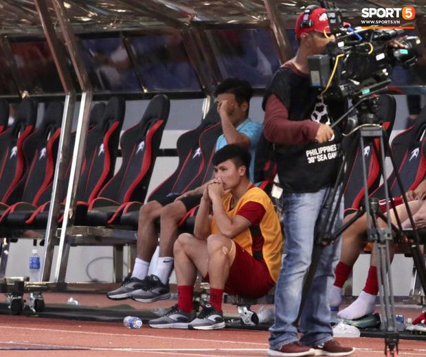 HLV Park Hang-seo bồi hồi chia sẻ những khó khăn trong suốt chặng đường giành vàng tại SEA Games 30 - ảnh 1